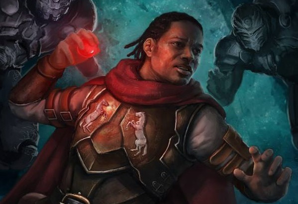 Black Speculative Fiction Flashback: The Seedbearing Prince by DaVaun Sanders