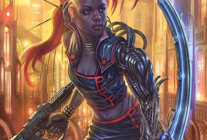 Cyberfunk! Anthology