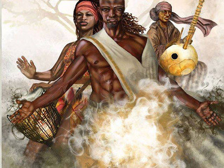 Black History Month Spotlight: Griots