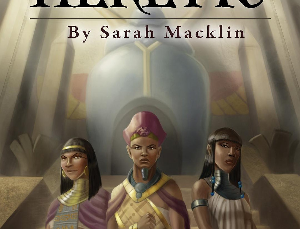 The Royal Heretic - EPUB