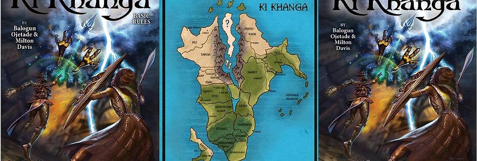 Ki Khanga Combo