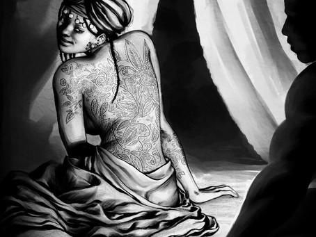 Skin Magic by Phenderson Djeli Clark. A Griots Story