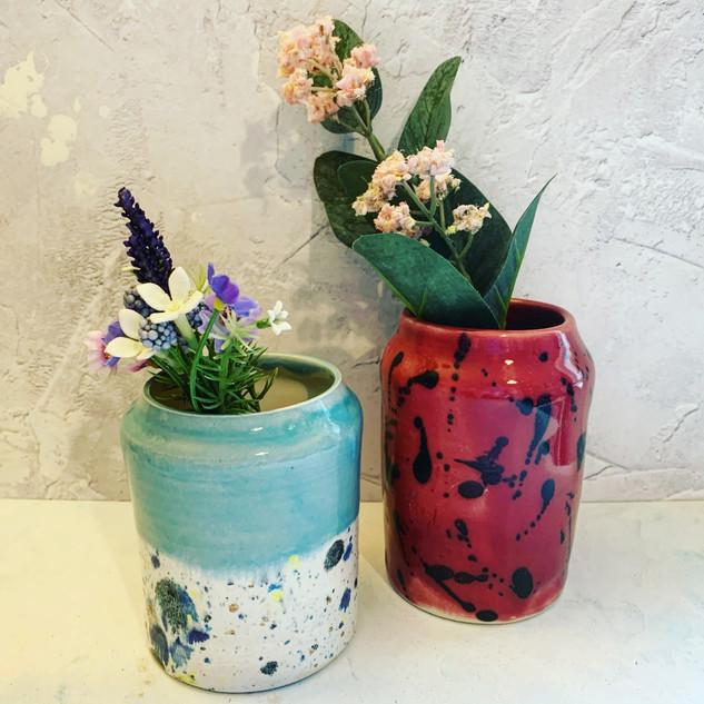 Vases £