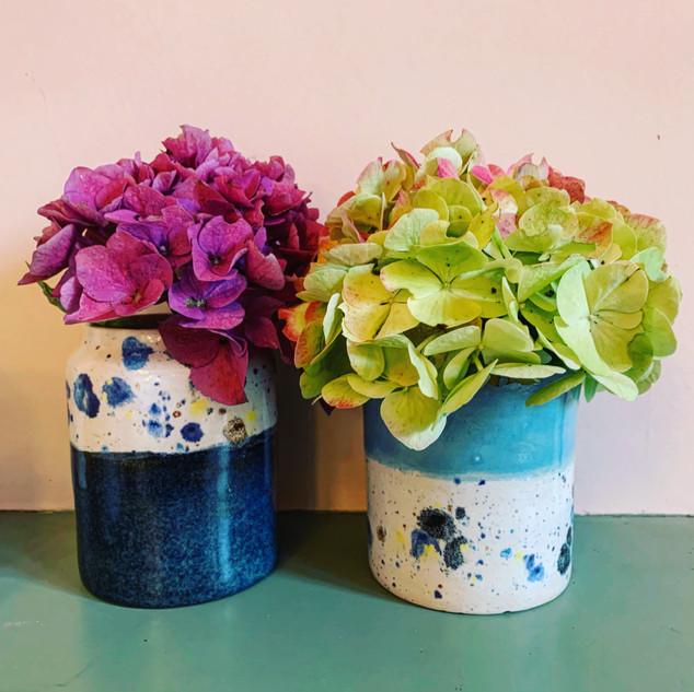 medium confetti vases £18