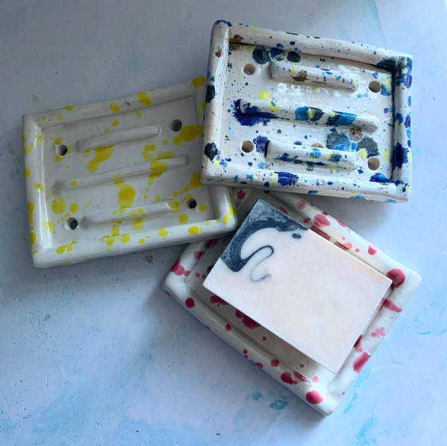 Soap Disges £15 each
