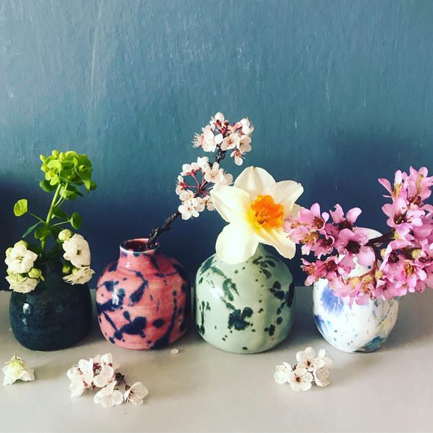 Bud Vases £12