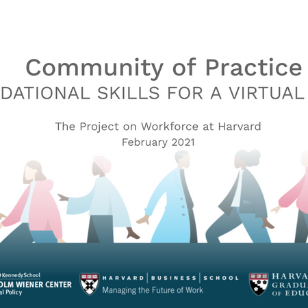 The Skillbase Community of Practice