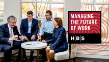 Podcast: Managing the Future of Work