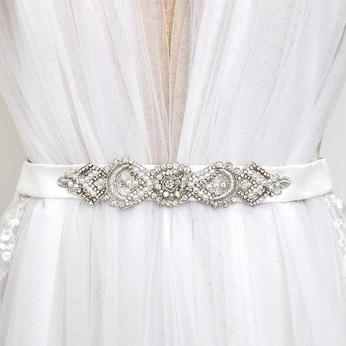 Pearl Wedding Belt