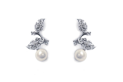 Aphrodite Earrings By Ivory & Co