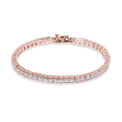 Elegance Rose Bracelet By Ivory & Co
