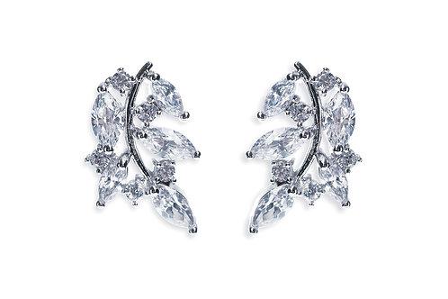Cypress Earrings By Ivory & Co