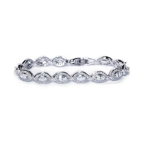Promise Silver Bracelet By Ivory & Co