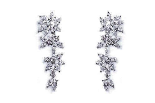 Starry Night Earrings By Ivory & Co