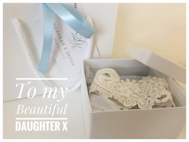 To my beautiful daughter x