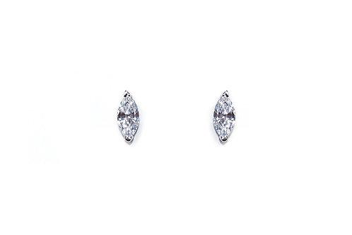 True Love Earrings By Ivory & Co