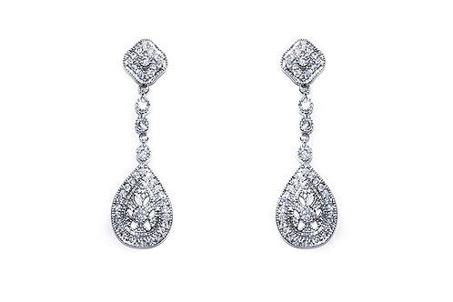 Moonstruck Earrings By Ivory & Co