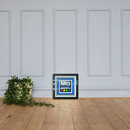 """""""MOGRAPH FOR SALE"""" Canvas Print"""