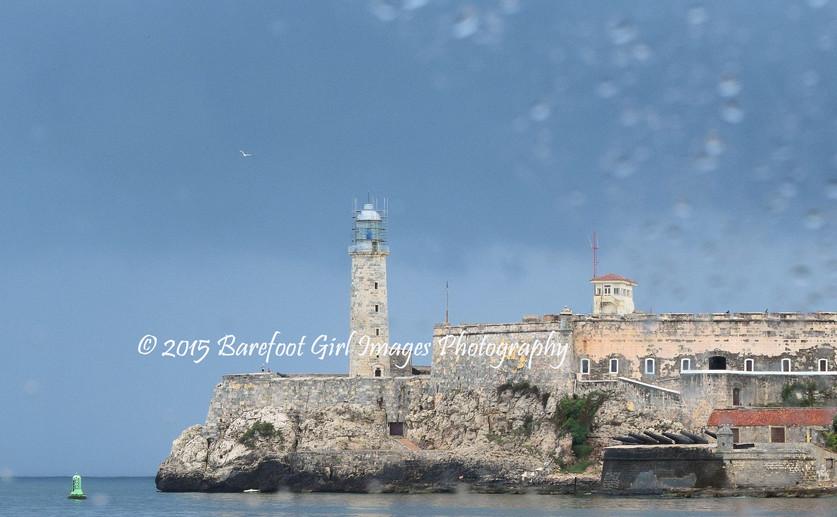 CUBA Monument thru wet window 41155 BGI.