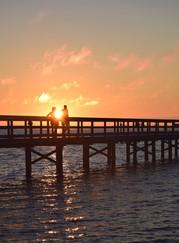 Sunrise Lovers at the Pier 19899.jpg