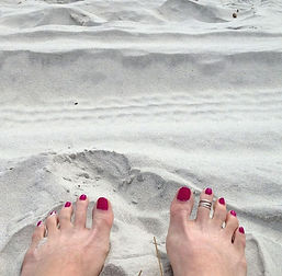 708x665 Toes in Sand with Red.jpg