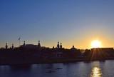U of Tampa Minarets with Sun Glow 26334.