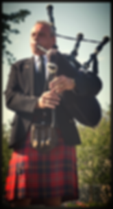 bagpiper for weddings & funerals