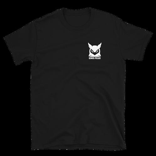 Genius Picaso | Night-Owl Logo | T-Shirt