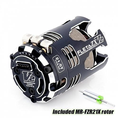 FLETA ZX V2 21.5T ER Spec Brushless Motor w/21X (PRO Tuned)