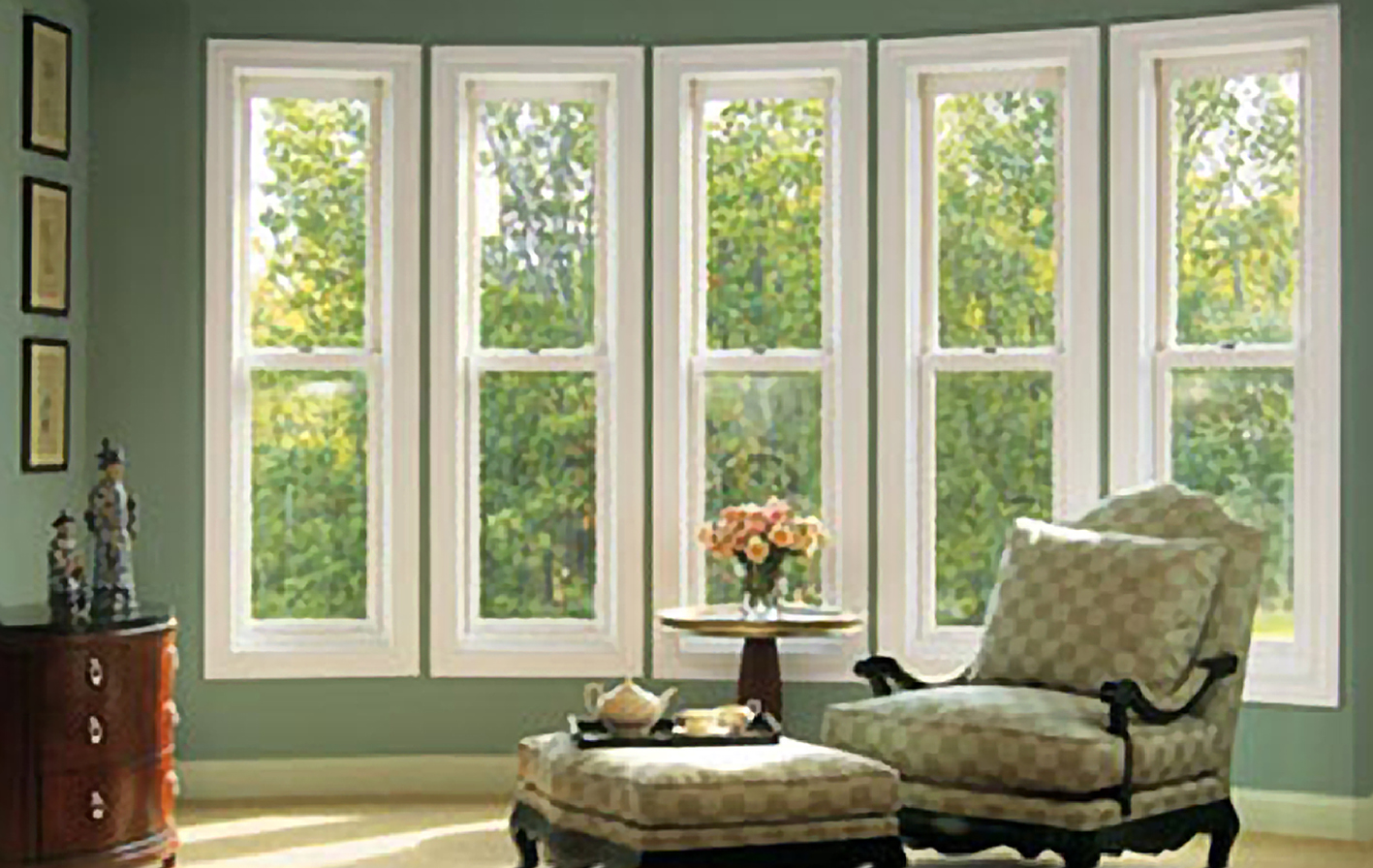 New and replacement windows