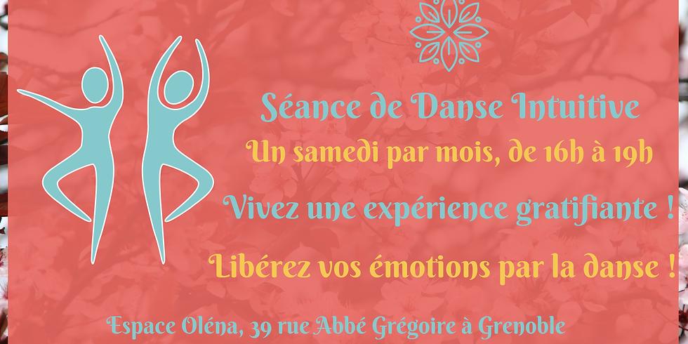 Séance Danse Intuitive : Libérez vos émotions par la danse ! 15 Juin