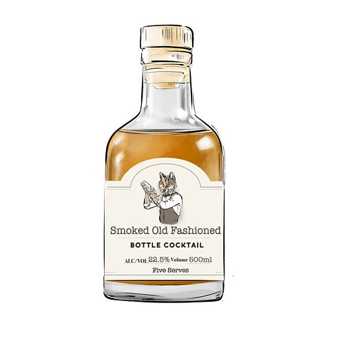 Smoked Old Fashioned 500ml