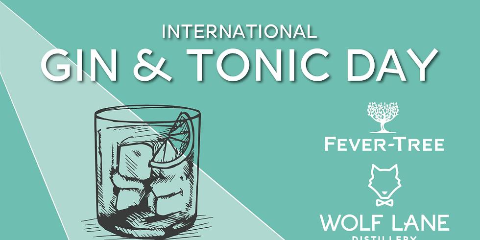 International Gin & Tonic Day Tasting