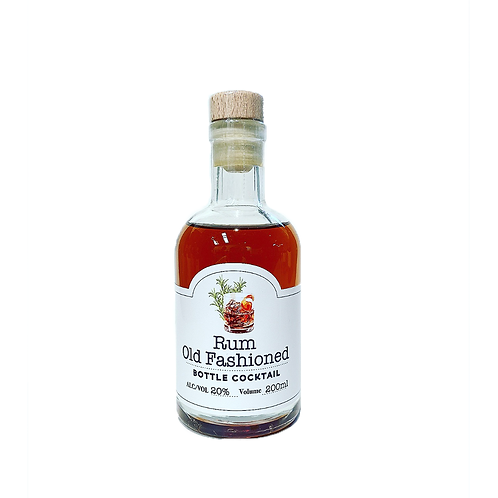 Rum Old Fashioned 200ml