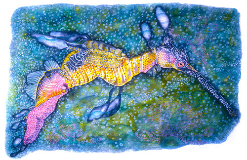Sea Dragon (Sea Horse)