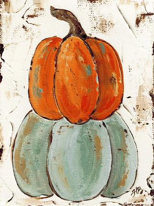 PumpkinStack_orange_seafoam_6x8.jpg