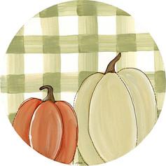 PumpkinROUND_GreenGinghamBG_6x6 copy.jpg