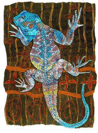 Mate (Reptile Series - Gecko, Lizard)