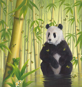 The Bamboo Forest (Bear Collection)