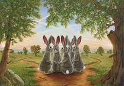 The Decision (Rabbit Collection)
