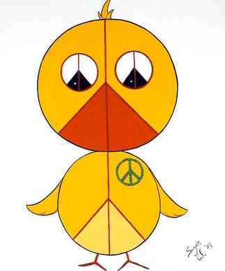 Chick Peace
