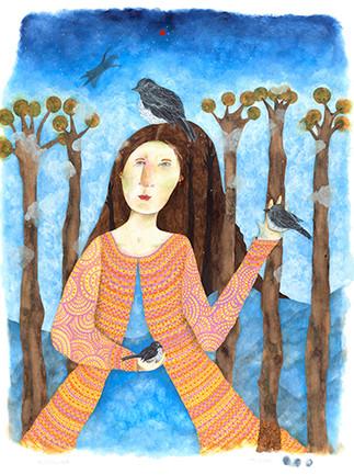 Fledgling - (Pioneer Series, Women)
