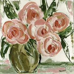 pink roses green vase.jpg
