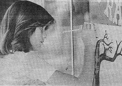 Suzan Lind, artist/agent at SZL.
