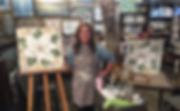 Haley Bush, Licensed artist at SZL