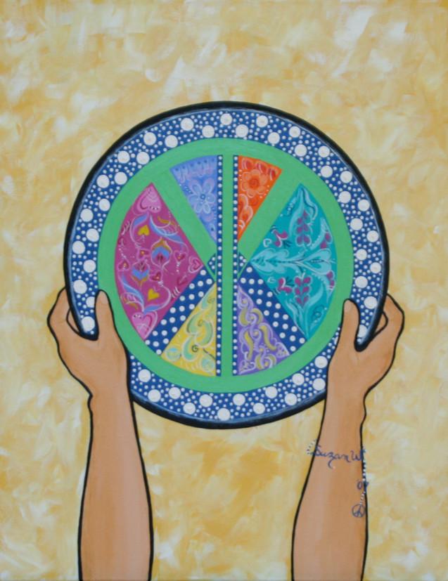 Decorative Peace