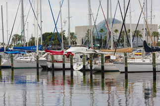 Sarasota Boats and Dali Museum