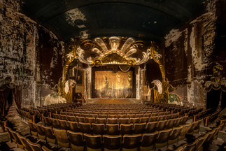 Curtain Down - The Columbia Theatre - Pa