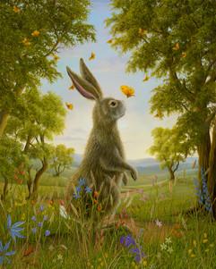 Kiss I (Rabbit Collection)