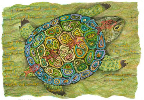 Teacher (Reptile Series - Turtle)